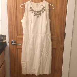 Milly white dress